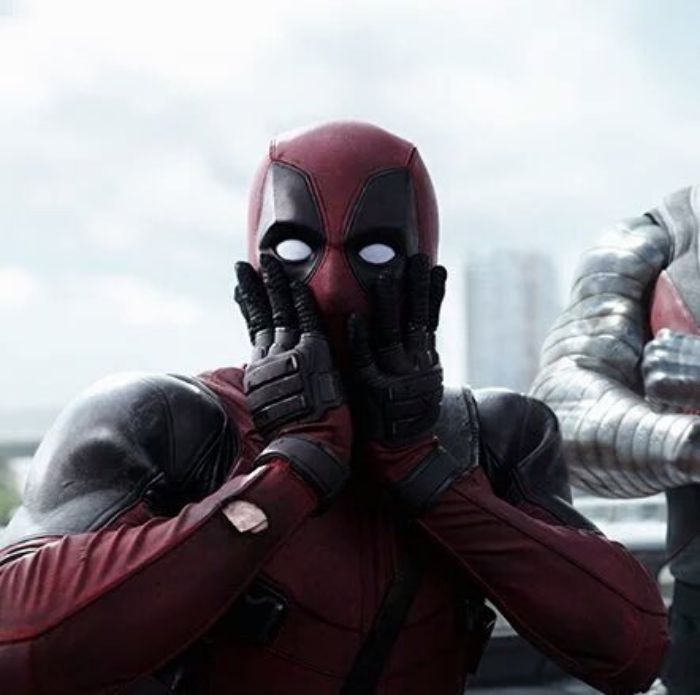 Deadpool Surprised