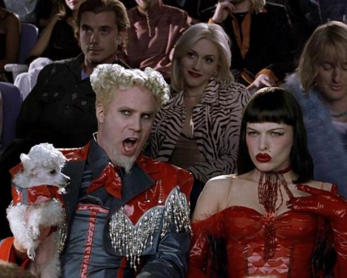 Mugatu So Hot Right Now - Will Ferrell Zoolander