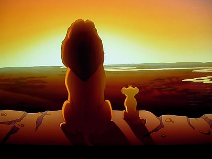 Lion King Horizon Simba Mufasa