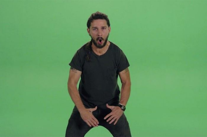 Shia Labeouf Just Do It